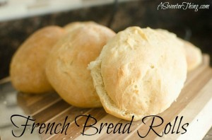 French Bread Rolls